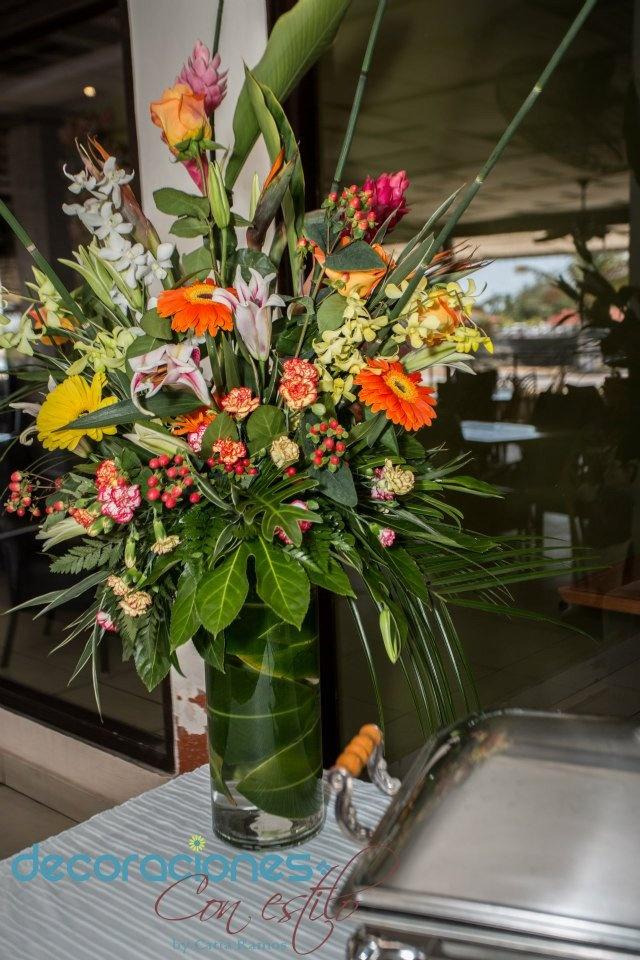 103 best flores naturales y artificiales images on - Arreglos de flores naturales ...