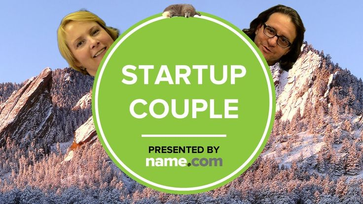 Brad Feld and Amy Batchelor are the #Startup #Couple. See more here: http://name.com/startup-couple