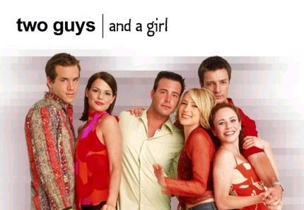Two Guys A Girl And A Pizza Place Tv Series 1998 2001 Favorite Tv Shows Tv Shows Guys