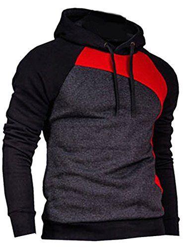 MINSNOWLER Mens Hoodies Grey Casual Sweatshirt Apparel Mens Grey Sweatshirts men sweatshirt hoodie Tag 2XL Color F (UK L) - http://www.darrenblogs.com/2017/01/minsnowler-mens-hoodies-grey-casual-sweatshirt-apparel-mens-grey-sweatshirts-men-sweatshirt-hoodie-tag-2xl-color-f-uk-l/