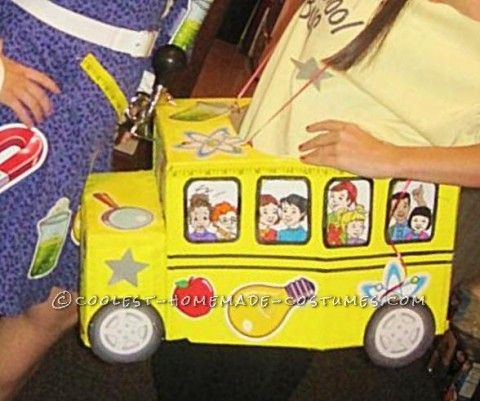 Magic School Bus Planets Costume (page 2) - Pics about space