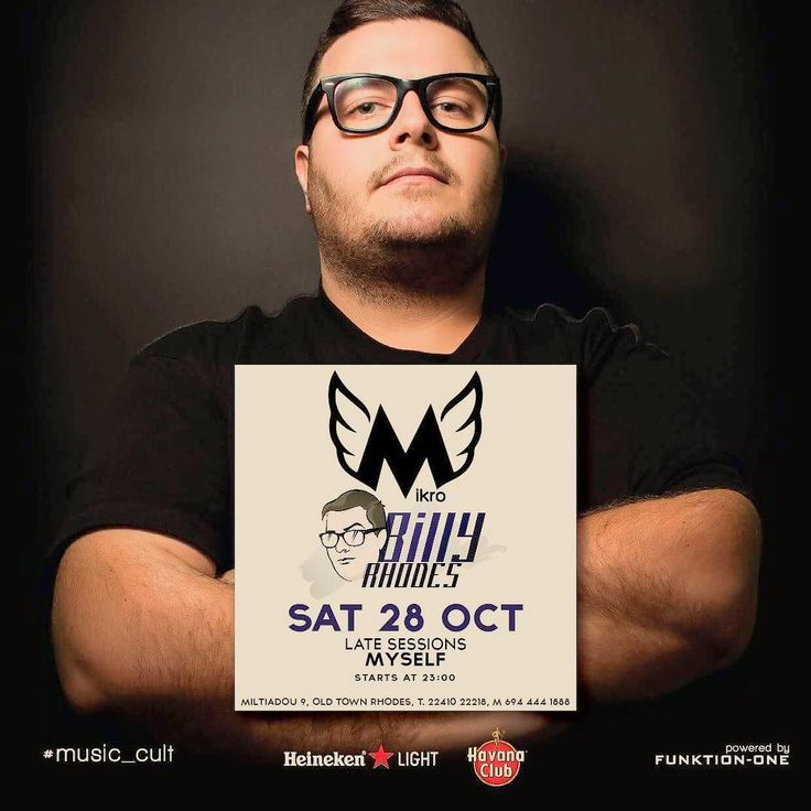 Always pleasure to play #music at one of the best bars in #Rhodes @mikro_bar this #saturdaynight #music_cult #musik_on #dance #house #progressivehouse #electronic #techouse #dj #event #Musicculture #independent freedom #rhodes #rodos #greece #dancemusicingreece