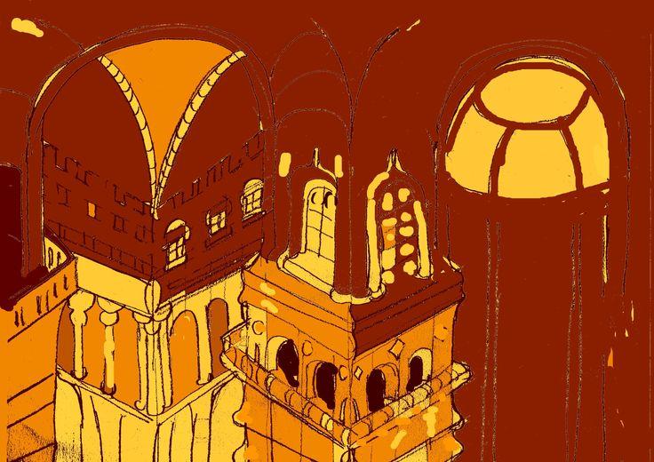 palazzo barocco infinito