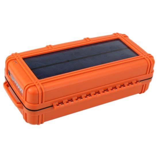 Chargeur Solaire Rokpak Pioneer 1.0 étanche 12.000mAh - Batteries auxiliaires, Boîtes étanches, Panneaux solaires http://www.equipement-de-survie.fr/produit/divers/boites-etanches/chargeur-solaire-rokpak-pioneer-1-0-etanche-12-000mah