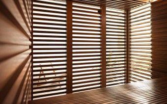 Design-Sauna MATTEO THUN Edition
