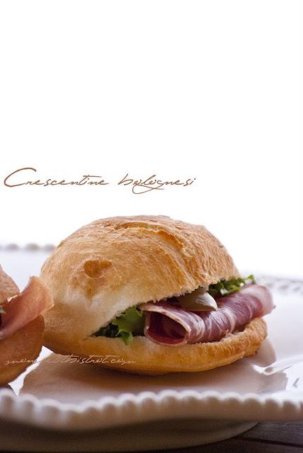 crescentine bolognesi (ricetta di Paoletta)