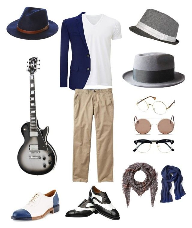 """""""Riko's casual look"""" by arini-lioni on Polyvore featuring Uniqlo, Alexander McQueen, Gap, The Office of Mister Scott, BLVD Supply, Sunday Somewhere, Topman, Faliero Sarti, Banana Republic and Brixton"""