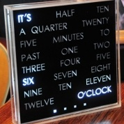 Desk Clock similar to what was used by Phil and Amity