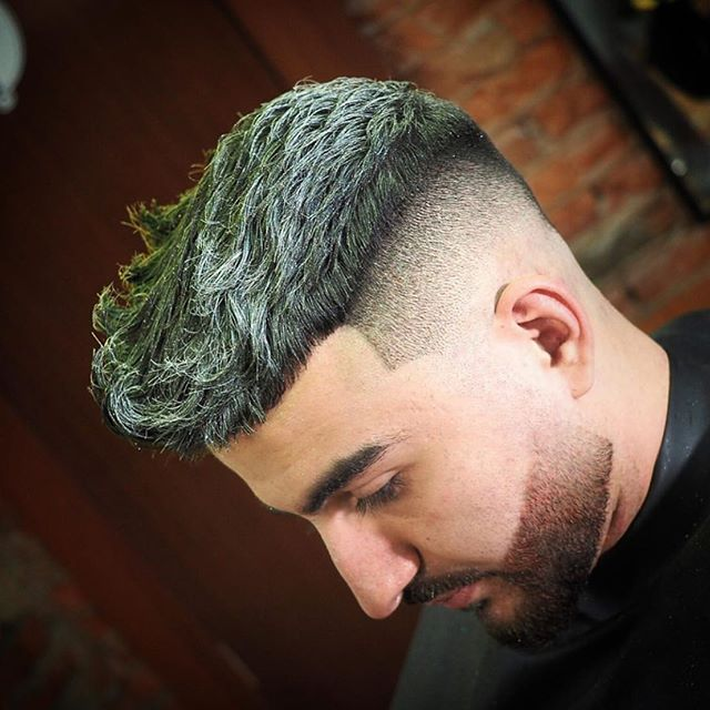 Haarausfall kurze haare männer Haarausfall