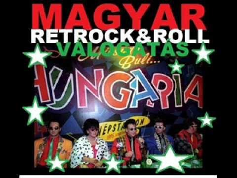Magyar Retrock&Roll válogatás  Hungária  By M Zozy 2012