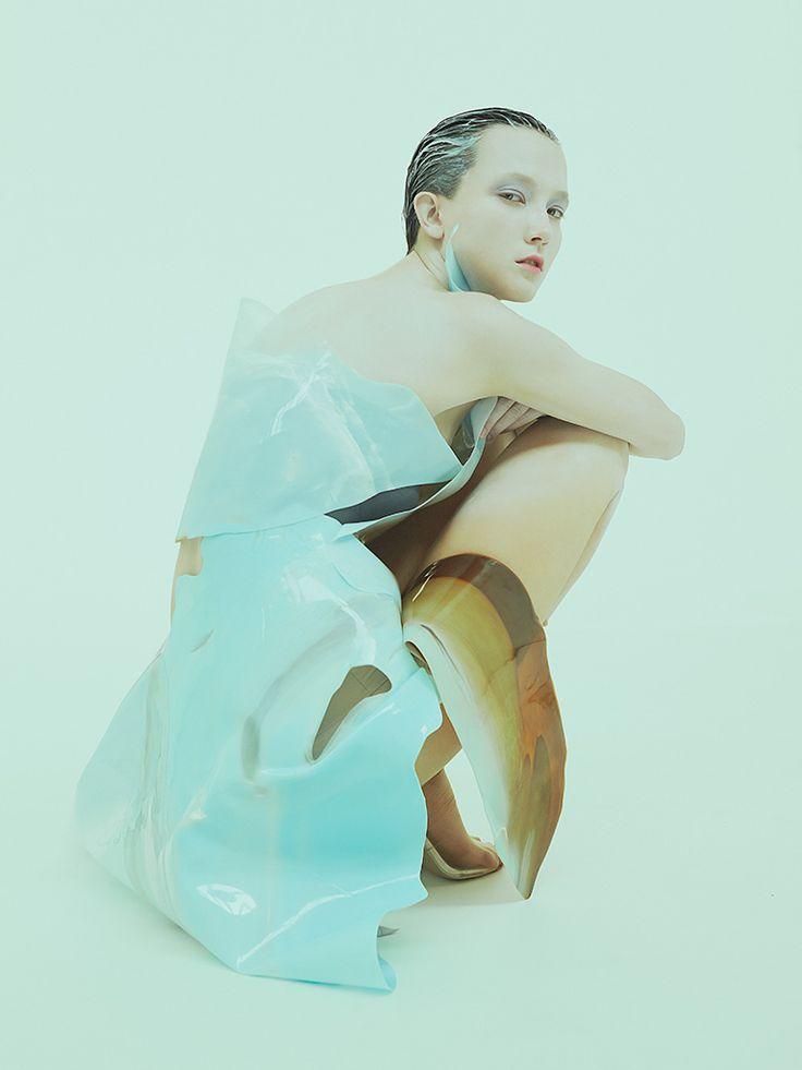 Photographer Nhu Xuan Hua  model Alena Nurgaleeva Wilhelmina Models London