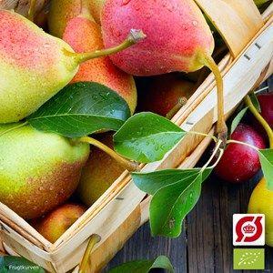 Økologisk Frugt i Frugtkasse - Økologisk Frugtordning.   Vælg fra 40 til 60 stykker sundt og smagsfyldt Økologisk frugt. Stor smag og variation - hele året.  Se de mange øko frugt ordninger på: http://www.frugtkurven.dk/oekologisk-frugt/