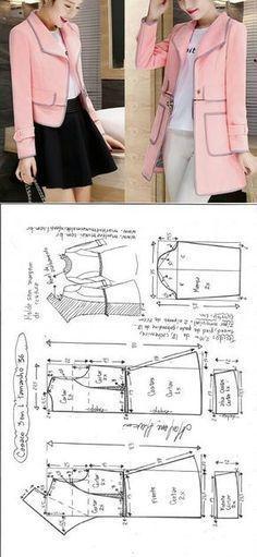 Jacket pattern...