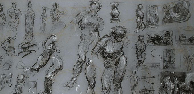 Artifacts of Artistic Anatomy - LINEA