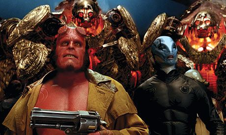 Hellboy II: The Golden Army (2008 film, directed by Guillermo del Toro)