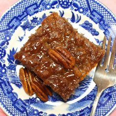 (grandparents day) Laura's Old-Fashioned Prune Cake