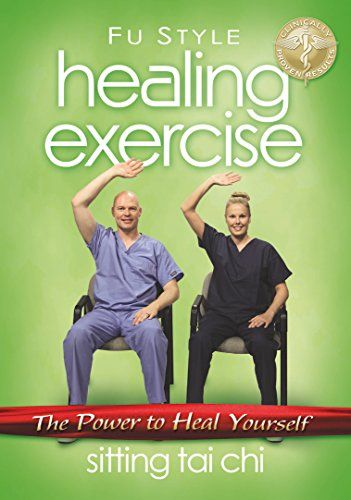 Healing Exercise Sitting Tai Chi Video by Tommy Kirchhoff: The Best at Home Chair Exercises for Seniors & Older Adults - Tai Chi Moves Help Heal Arthritis, Osteoporosis, Joint Pain & More. -- For more information, visit image link.