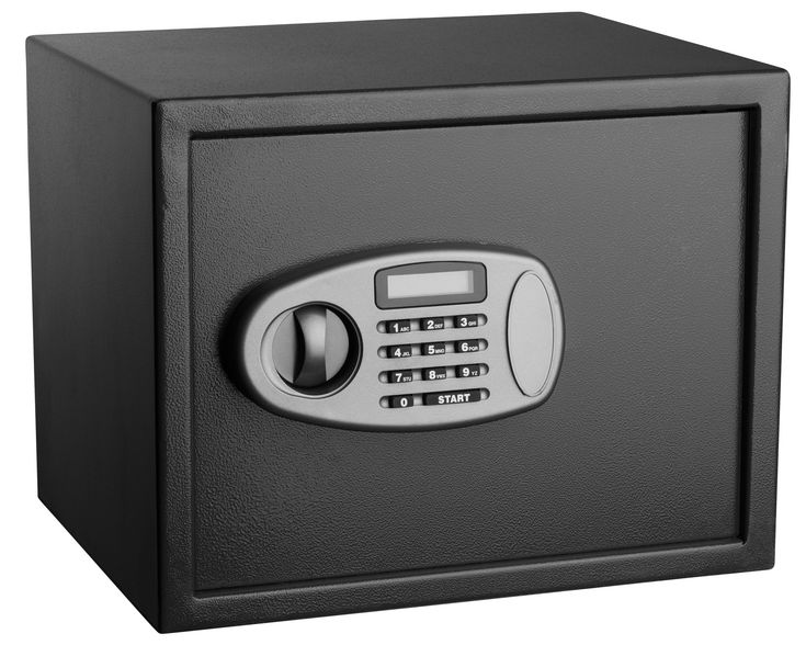 Adir 1.25 Cubic Feet Security Safe with Digital Lock