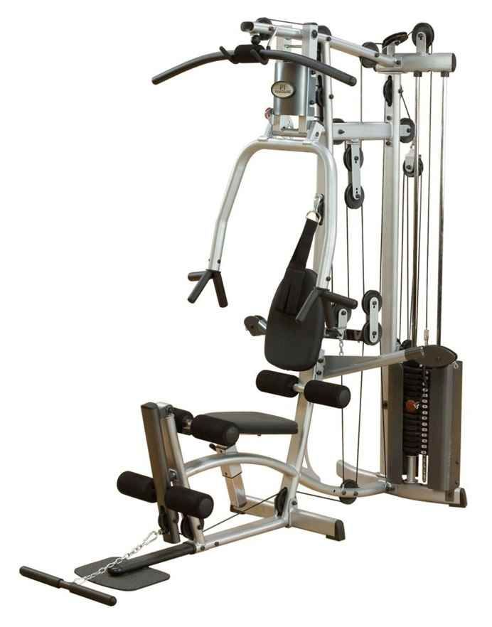 Image of Home Gym w 160 lbs. Weight Stack