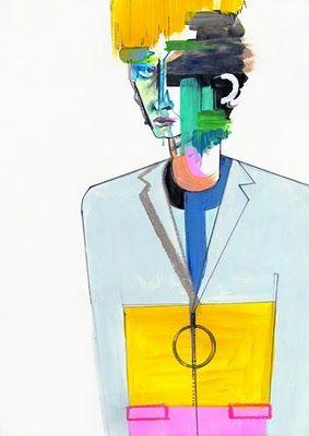 Decoy Magazine: Julie Verhoeven - A Bit of Rough