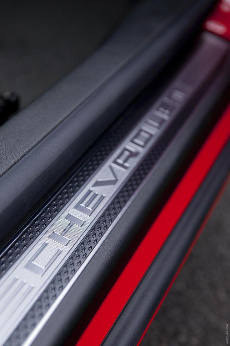 2012 Chevrolet Camaro Convertible EU Version