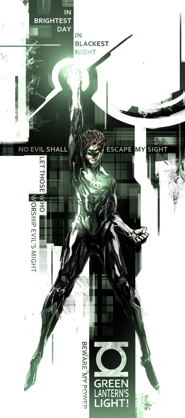 Green Lantern by naratani.deviantart.com on @deviantART