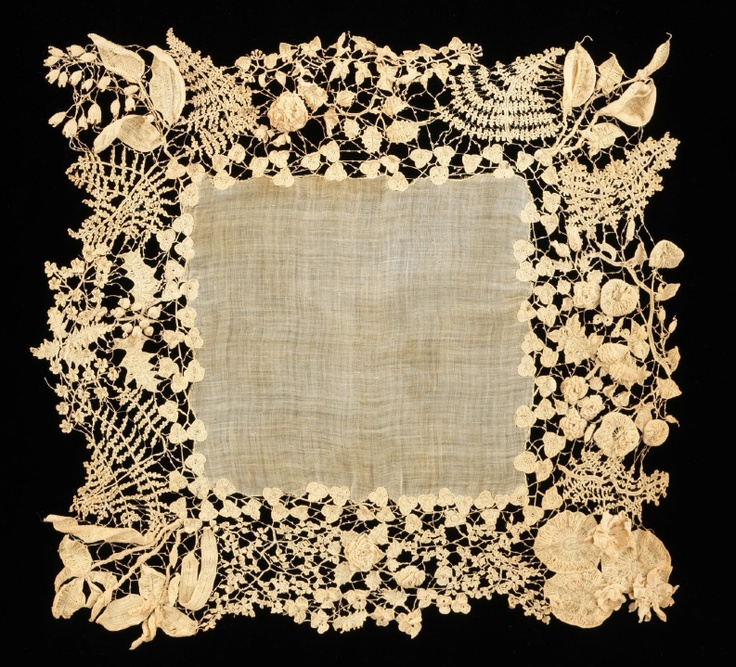 Irish Lace, 1950. Brooklyn Museum Costume Collection at The Metropolitan Museum of Art.