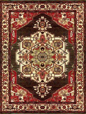 Printable Mini Oriental Ornate Rug