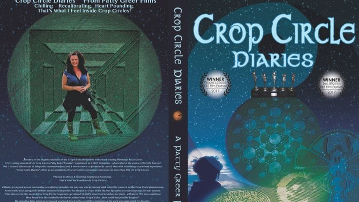Crop Circle Diaries - Movie Trailer from Patty Greer Films - 2 min.