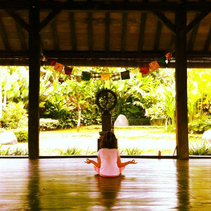 Desa Seni Yoga...my daughter :)