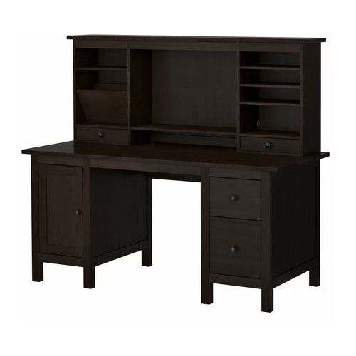 best 20 ikea hemnes schreibtisch ideas on pinterest. Black Bedroom Furniture Sets. Home Design Ideas