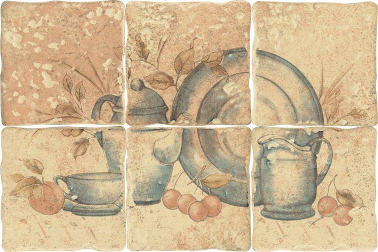 Tretto Beige panel - BEIGE / beżowy - 10x10 - Wall decor - Tretto / Tryton - Paradyz.com