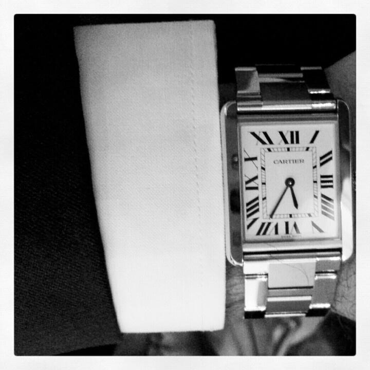 Cartier. Classic.