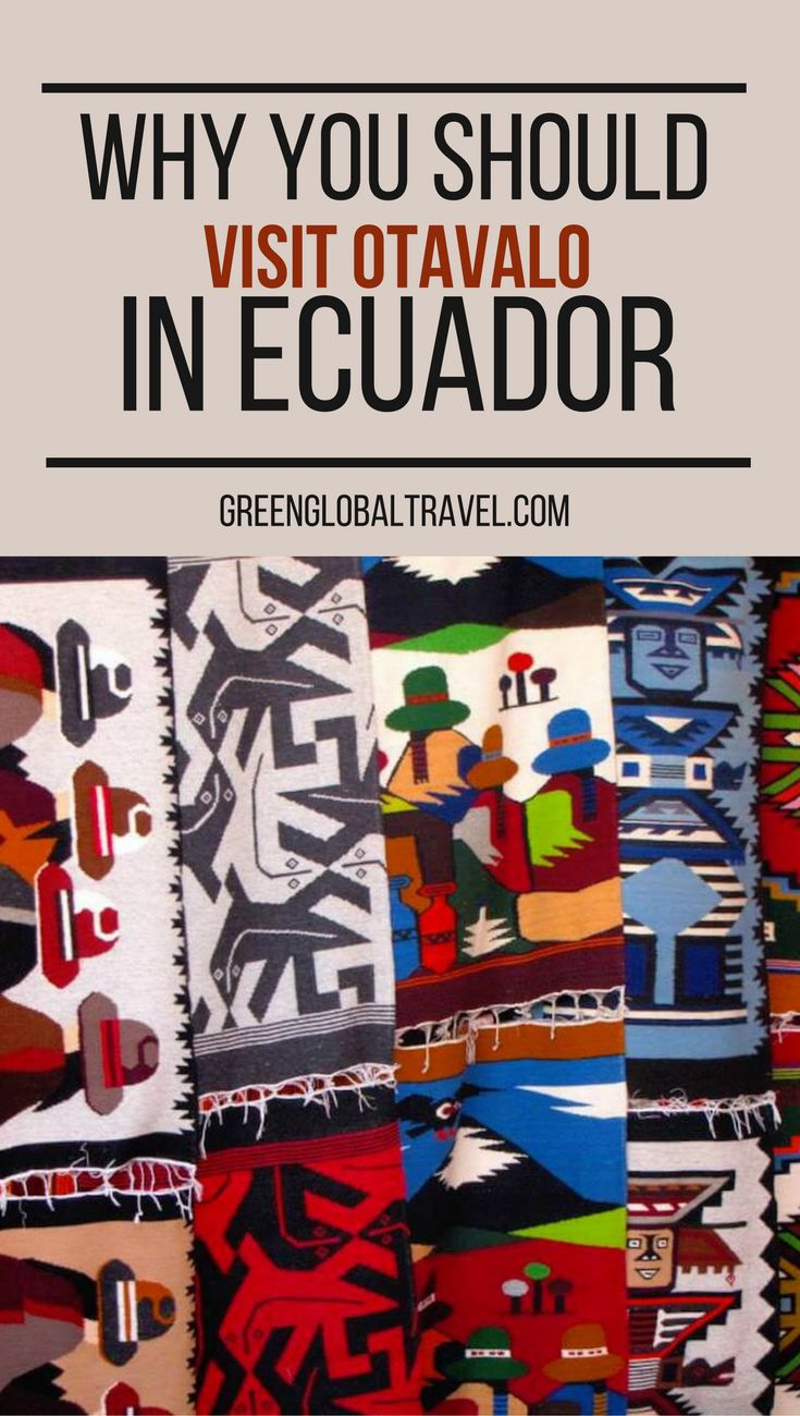 Visit Otavalo, Ecuador, and help keep Indigenous Andean Roots alive | Culture | South America | Hats | Textile | History | Conjuntos |