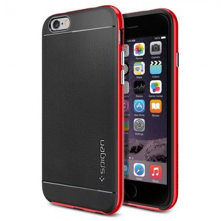 Spigen iPhone 6 Neo Hybrid [Harga: Rp 375.000–Rp 390.000]