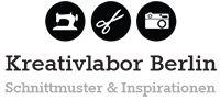 Große Clipbörse: Eine kleine Handtasche / Kosmetiktasche mit Taschenbügel selbst nähen – Kreativlabor Berlin