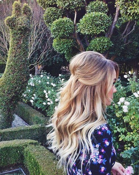 Lauren Conrad hair from thebeautydepartment.com