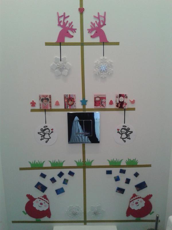 wc creatie kerst -detail