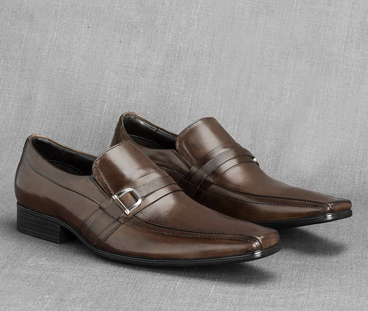 Coleção Metropolitan - Denver 450035-002 Tipo: Loafer Cor: Marrom Estilo: Social Marca: Democrata