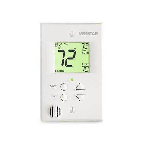 Venstar T1100fs Flatstat Thermostat In 2020 Drywall