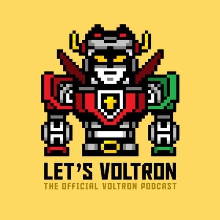 VOLTRON: THE THIRD DIMENSION PART 1 - Let's Voltron Podcast