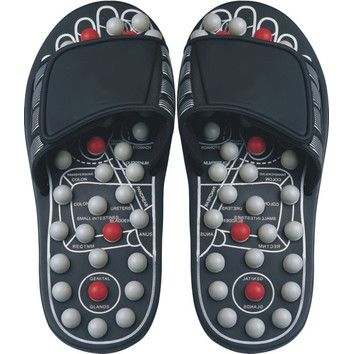 You'll love the Reflexology Sandals at Wayfair - Great Deals on all Home Health & Mobility  products with Free Shipping on most stuff, even the big stuff.