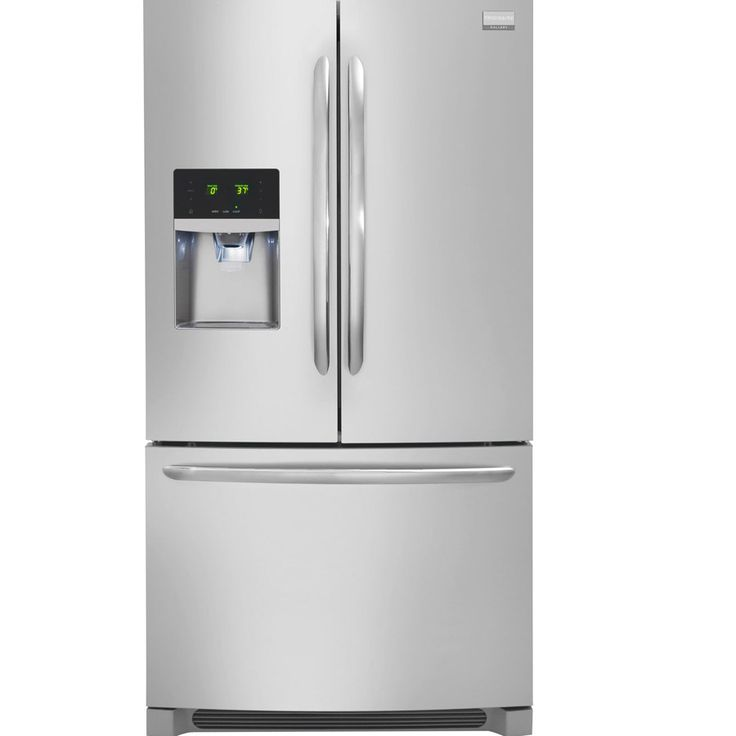 17 best ideas about frigidaire gallery refrigerator on for 17 cu ft french door refrigerator