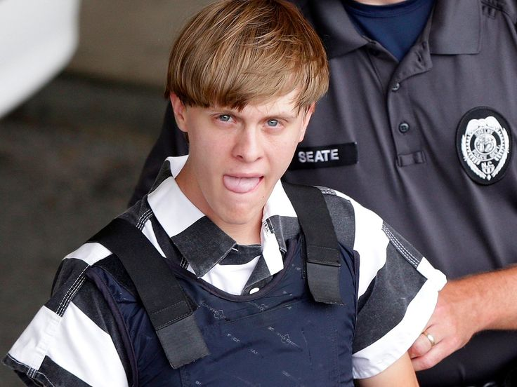 Dylann Roof was headed toward a 2nd black church according to court documents