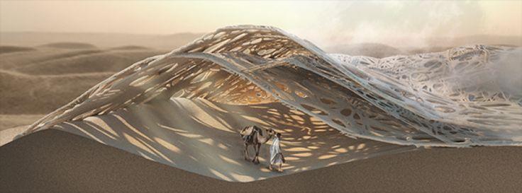 Adriana Debnárová _projekt do pouště: roboti a 3d tiskárna