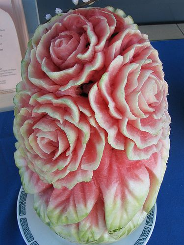 Best culinary art images on pinterest carved