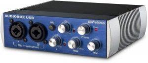 Presonus Audiobox USB Interface http://ehomerecordingstudio.com/best-audio-interfaces/