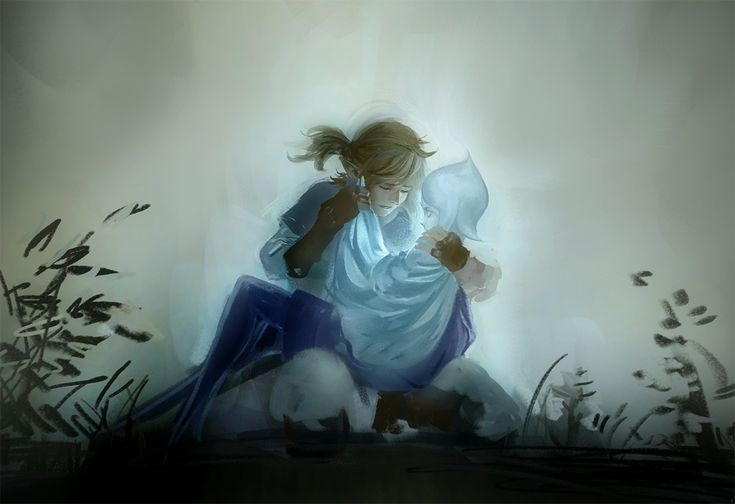Seriously, guys - think about this. The Master Sword in Breath of the Wild is broken, rusted, and dull. That's Fi. She is old and worn out. She will not die because it is a prequel to Twilight Princess as far as we know - and we all know she is fine then. But... This still hurts