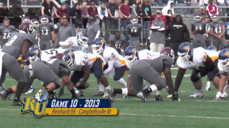 THE REINHARDT COACHES SHOW - 2014  FOOTBALL PREVIEW-2013 REVIEW