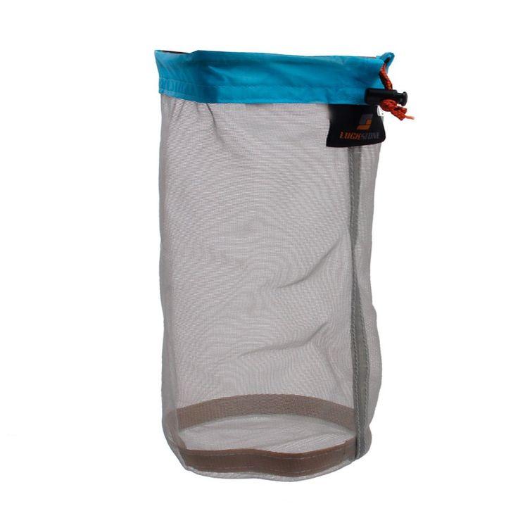 Ultra Light Stuff Sack Storage Bag for Tavel Camping 9.84 x 7.09 inch *** Visit the image link more details.
